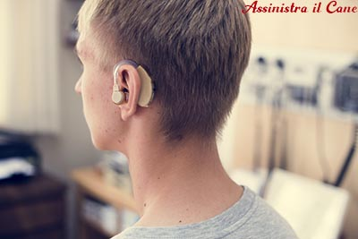 cane assistenza sordità